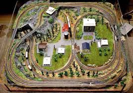 trains for train table small o scale layouts model train track layout software ho n o