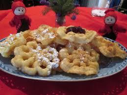 scandinavian rosette cookies a traditional homemade christmas