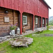 juvet landscape hotel valldal norway stock photo getty images