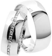 kamea svadobne obrucky svadobné obrúčky s kamienkom šírka 4 mm one day