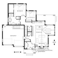 in suite floor plans house plan w3285 detail from drummondhouseplans com