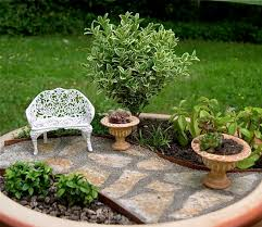 lovable miniature garden decor 45 miniature garden decorations