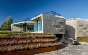 eco friendly home in a village close to the sea in north holland