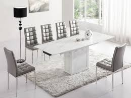 White Marble Dining Tables Best White Marble Dining Table Simple Design White Marble Dining