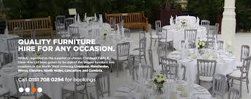 rental companies for tables and chairs childwall table and chair hire we supply furniture for a wide