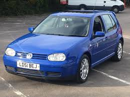2002 vw golf 1 8t low mileage custom exhaust remapped air filter
