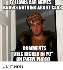 Vtec Meme - follows carmemes knows nothing about cars comments vtec kicked in
