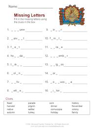 thanksgiving vocabulary free esl worksheet set