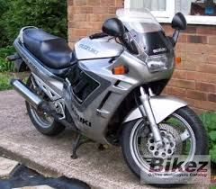 Suzuki 750 F 1991 Suzuki Gsx 750 F Specifications And Pictures