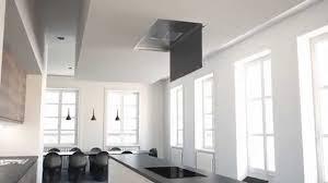 hotte de cuisine novy line novy installation moteur à distance à l intérieur