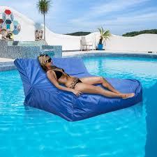 canapé gonflable piscine couverture de canapé gonflable flottante pour piscine housse de