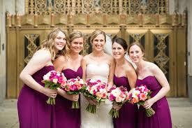 sangria bridesmaid dresses bill levkoff wine vs sangria vs plum weddingbee