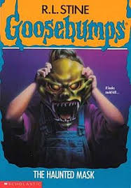 printable goosebumps bookmarks anyone know where i can find the haunted mask from goosebumps