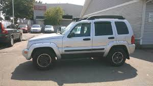 jeep liberty 2004 for sale 2004 jeep liberty renegade in manchester nh family certified motors