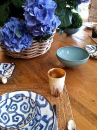 table settings joe ruggiero at home