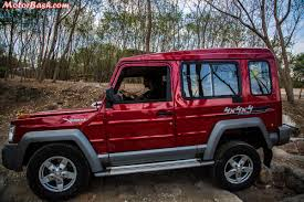 mahindra thar crde 4x4 ac force gurkha 4x4x4 eov official test drive and review