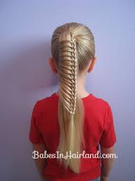 ladder braid wow i bet you need to have supper long hair and