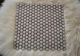 Penny Tile Kitchen Backsplash by Picking Penny Tile For Our Kitchen Backsplash Young House Love