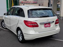 2012 mercedes benz b180 blue efficiency used car for sale at