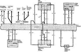1992 lincoln mark viii wiring diagram 1992 free wiring diagrams