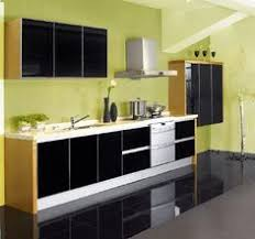 Black And White Kitchen Cabinets Black Kitchen Cabinets - Black lacquer kitchen cabinets