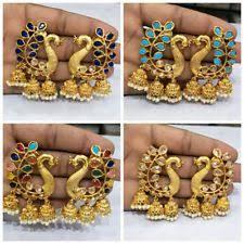 jhumka earrings uk indian earrings ebay