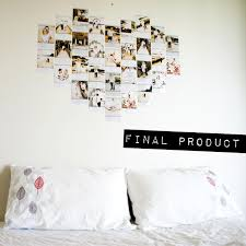 Wall Stickers For Home Decoration by Diy Wall Decor For Bedroom Diy Photo Wall D Cor Idea Diy Wall D