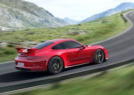 porsche india type 991 2014 india red porsche 911 gt3 eurocar news