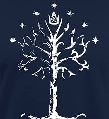 cheap printed t shirts s the white tree of gondor lord ring