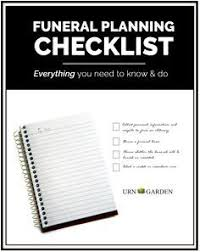 funeral planning checklist 125 best funeral planning images on funeral planning