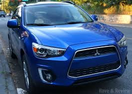mitsubishi outlander sport 2016 blue rave and review lifestyle travel and shopping blog from seattle