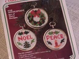 106 best needlepoint ornaments images on needlework