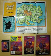 Phantasy Star Maps Picture Retro Megabit Page 6