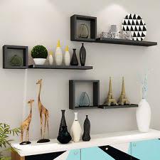 modern wall shelves ebay