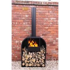 Chiminea With Pizza Oven Pizza Oven U0026 Fireplace