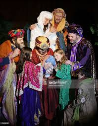 wintershall estate stages lavish production of the nativity photos