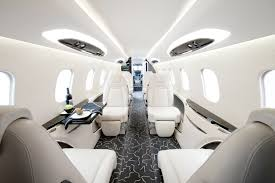 Aircraft Interior Design Bombardier Premiers Sleek Learjet 85 Aircraft Interior Bombardier