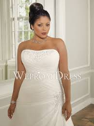 Clearance Wedding Dresses Size Chiffon Satin Sleeveless Natural Strapless A Line Clearance