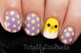 simple easter nails youtube
