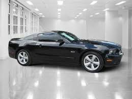 2013 Ford Mustang Gt Black Used Ford Mustang For Sale In Orlando Fl