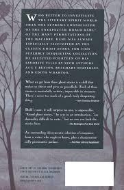 roald dahl u0027s book of ghost stories roald dahl 8601420693913
