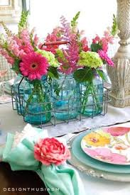 Summer Table Decorations 26 Gorgeous Tablescapes To Inspire Your End Of Summer Party
