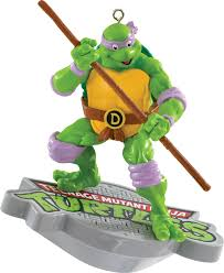 2015 donatello mutant turtles ornament