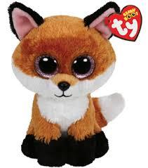 ty beanie boo slick brown fox joann