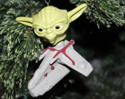 yoda ornament etsy
