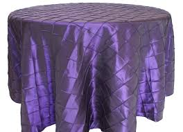 eggplant colored table linens purple pintuck purple pinterest eggplants rounding and