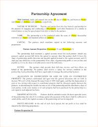 Business Buyout Agreement Template Business Partner Contract Example Executive Summary Format Simple