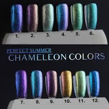 aliexpress com buy newest chameleon mood color change nail gel