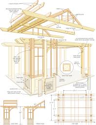 pergola plans for simple design for free whomestudio com