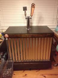 Kegregator My New Kegerator I Built From An Old Freezer My Art